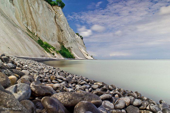 The white cliffs of Møn