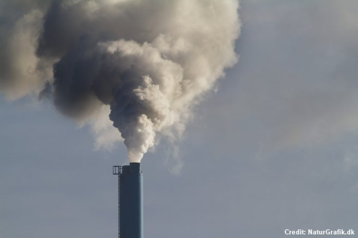 Coal consumption reduced in Denmark