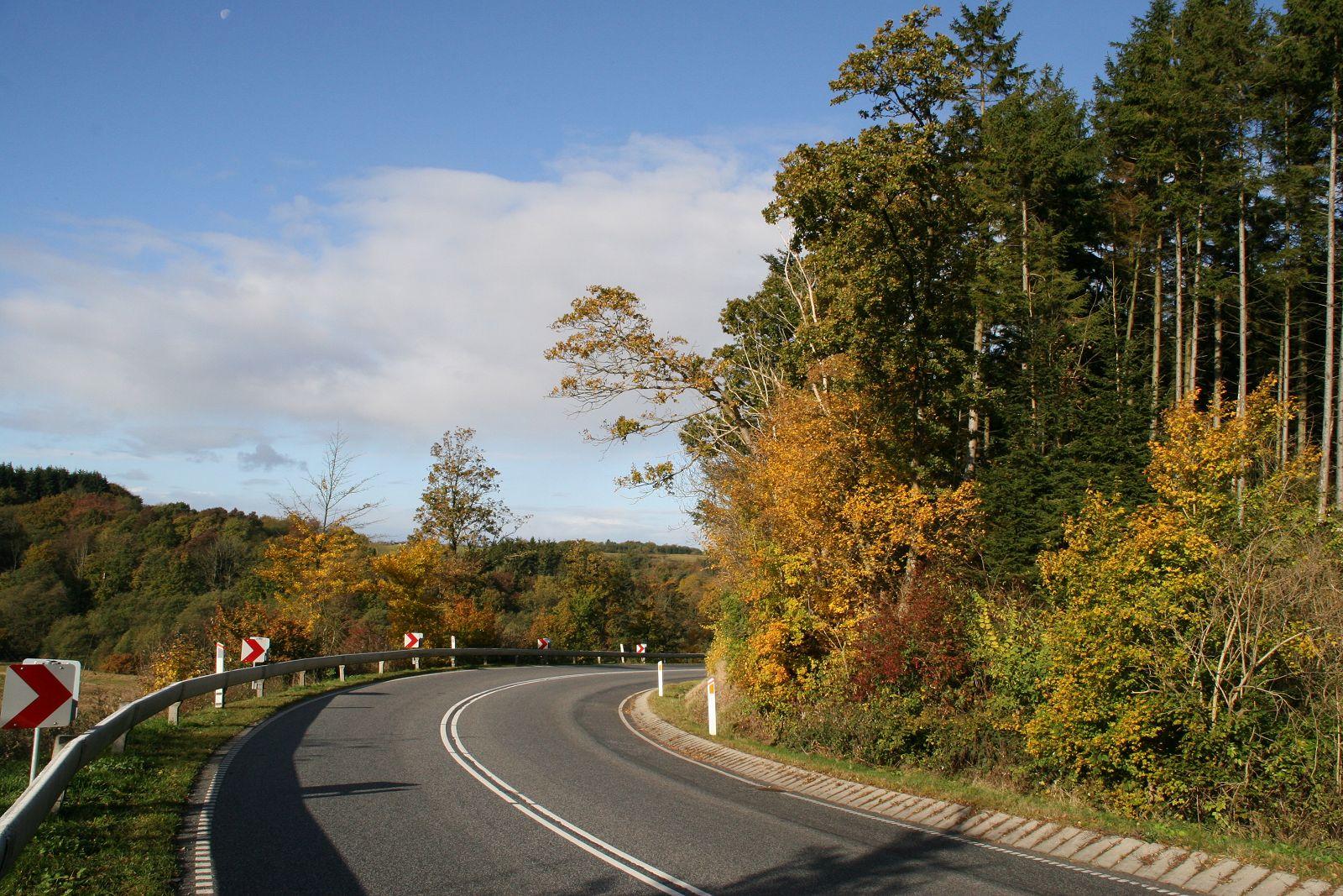 Driving in Denmark