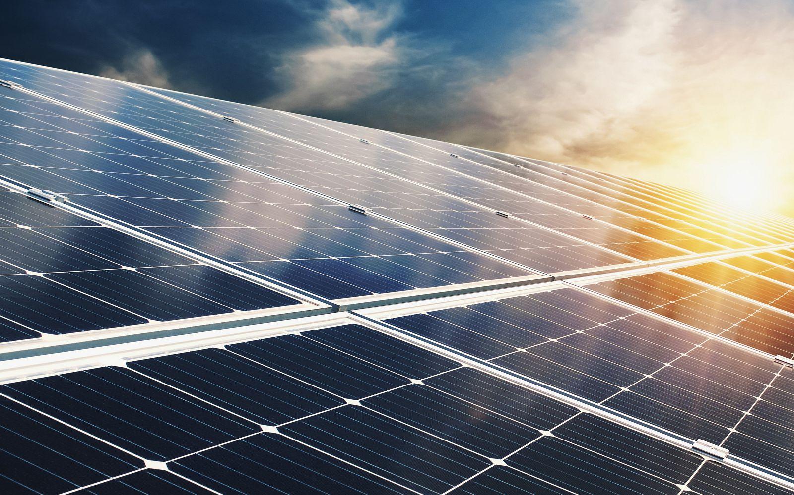 Use of solar energy in Denmark