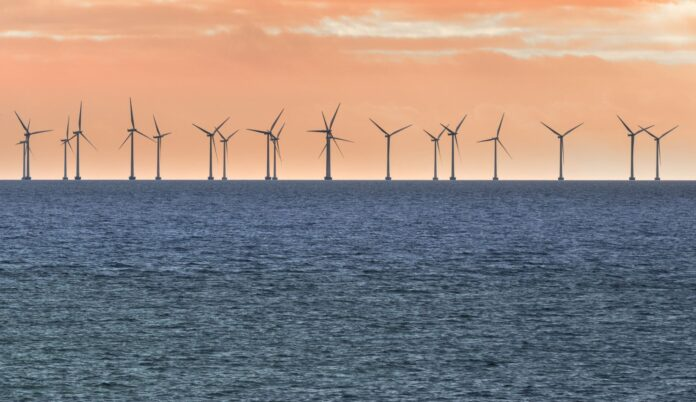 Offshore Wind turbines in Denmark